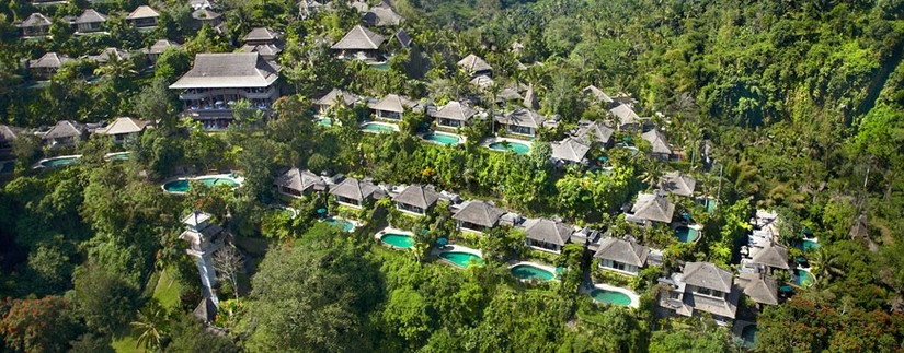 Bali authentique royal package